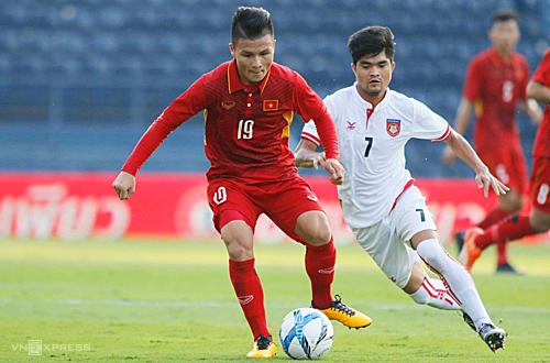 U23 Việt Nam sắp đá giao hữu với U23 Myanmar - Ảnh 1.