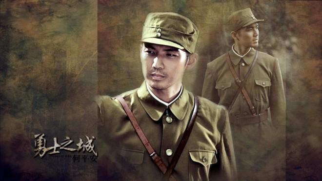 Ngắm dàn mĩ nam Hoa ngữ điển trai hút hồn trong tạo hình quân nhân - Ảnh 13.