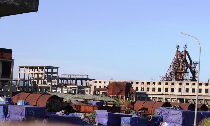 Nhà máy thép 1.700 tỉ, hóa kiếp được 205 tỉ đồng - Ảnh 2.