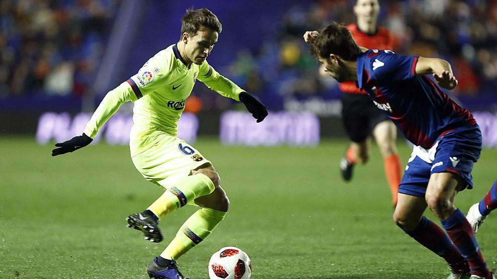 Nhận định tip bóng đá Barcelona vs Levante (01h45 28/04): Vòng 35 La Liga - Ảnh 1.
