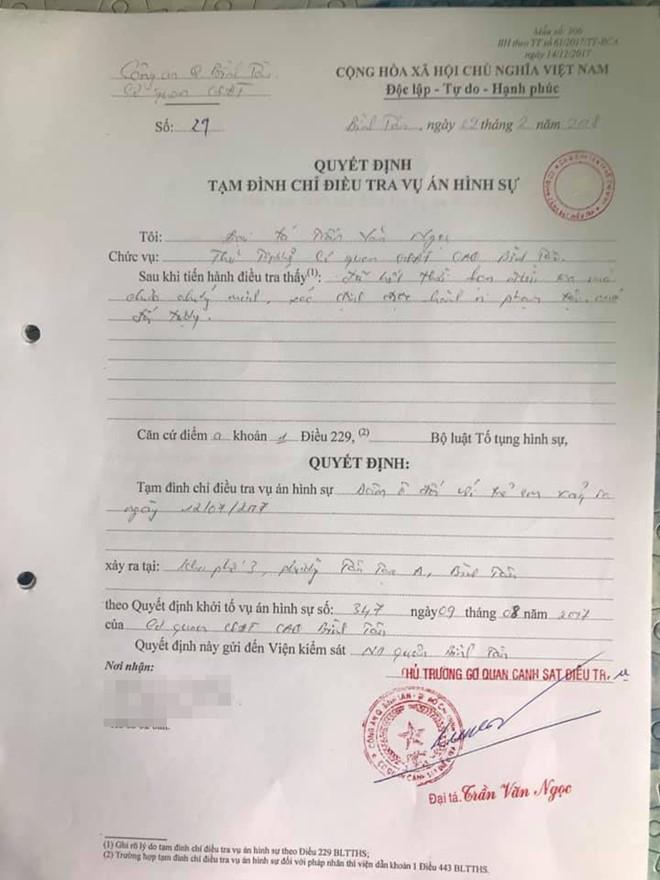 Tin tức pháp luật: Cho rằng gia đình bị làm nhục, vợ ông Nguyễn Hữu Linh tố cáo tới công an xong lại rút đơn - Ảnh 4.