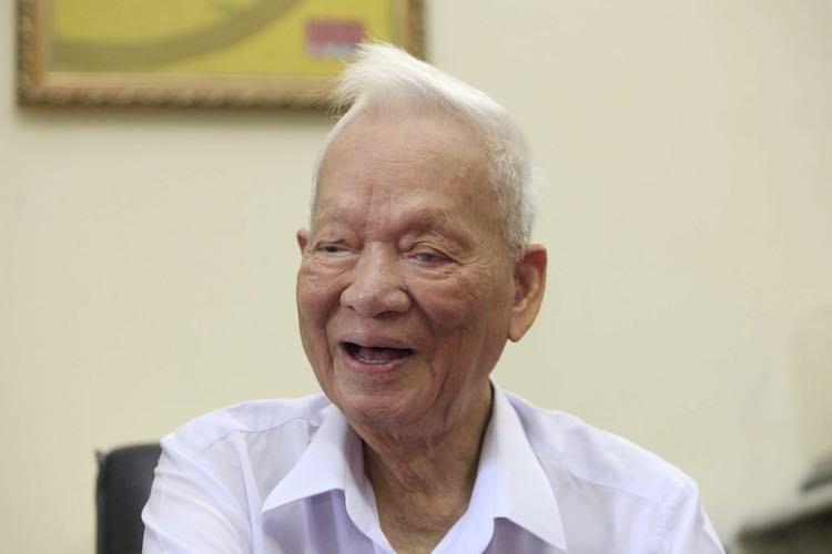 Tổng bí thư, Chủ tịch nước làm Trưởng ban lễ tang Đại tướng Lê Đức Anh - Ảnh 1.