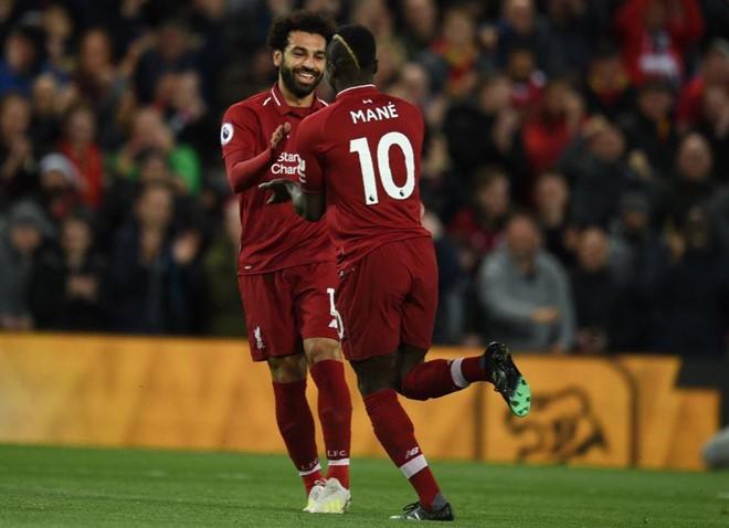 Liverpool trở lại ngôi đầu sau trận thắng 5 sao - Ảnh 2.
