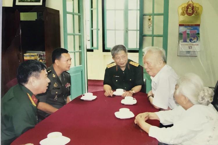 Tổng bí thư, Chủ tịch nước làm Trưởng ban lễ tang Đại tướng Lê Đức Anh - Ảnh 2.