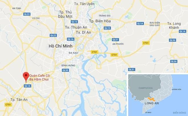 8 ôtô tông liên hoàn trên cao tốc Trung Lương, giao thông ùn tắc 10 km - Ảnh 2.