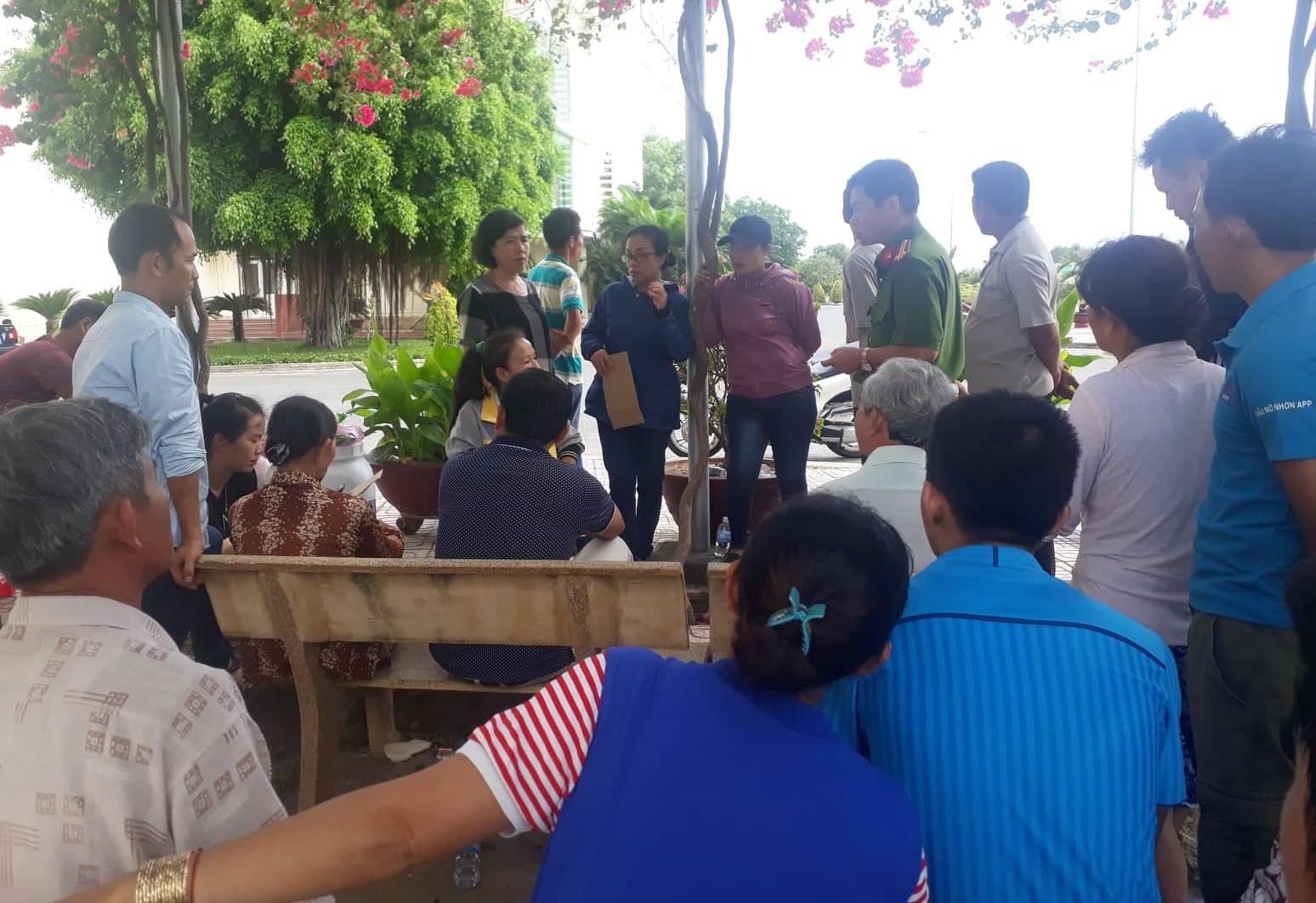 Vụ người nhà yêu cầu Sanest Khánh Hòa trả xác công nhân: Thi thể nạn nhân đã về nhà - Ảnh 1.