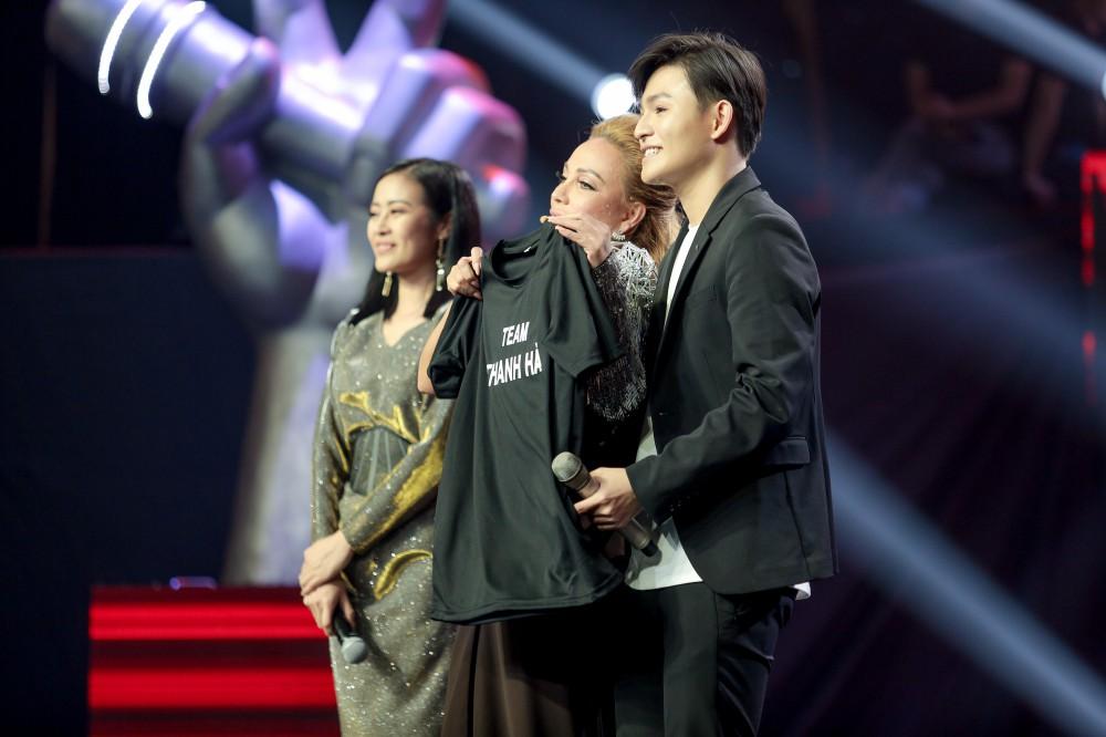 Giọng hát Việt 2019: Bấm chặn Thanh Hà, Tuấn Hưng muối mặt vì cái kết bất ngờ - Ảnh 7.