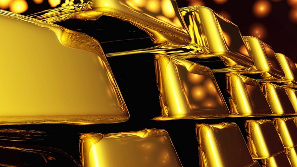 Giá vàng hôm nay 12/4: USD tăng trở lại, giá vàng sụt giảm  - Ảnh 1.