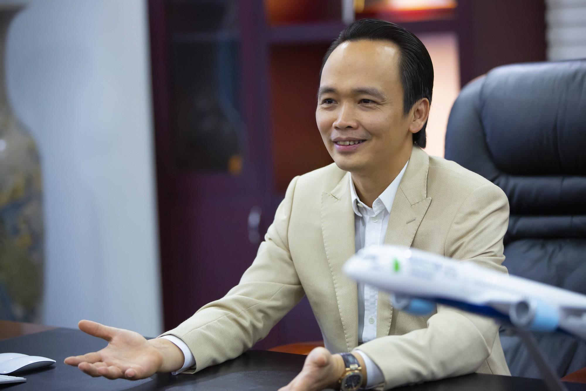 Bamboo Airways vừa cất cánh, lợi nhuận doanh nghiệp của đại gia Trịnh Văn Quyết giảm 12 lần, chỉ còn 8 tỉ đồng - Ảnh 2.