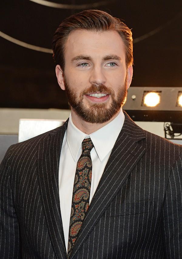 Vẻ điển trai của các tài tử Avengers - Ảnh 3.