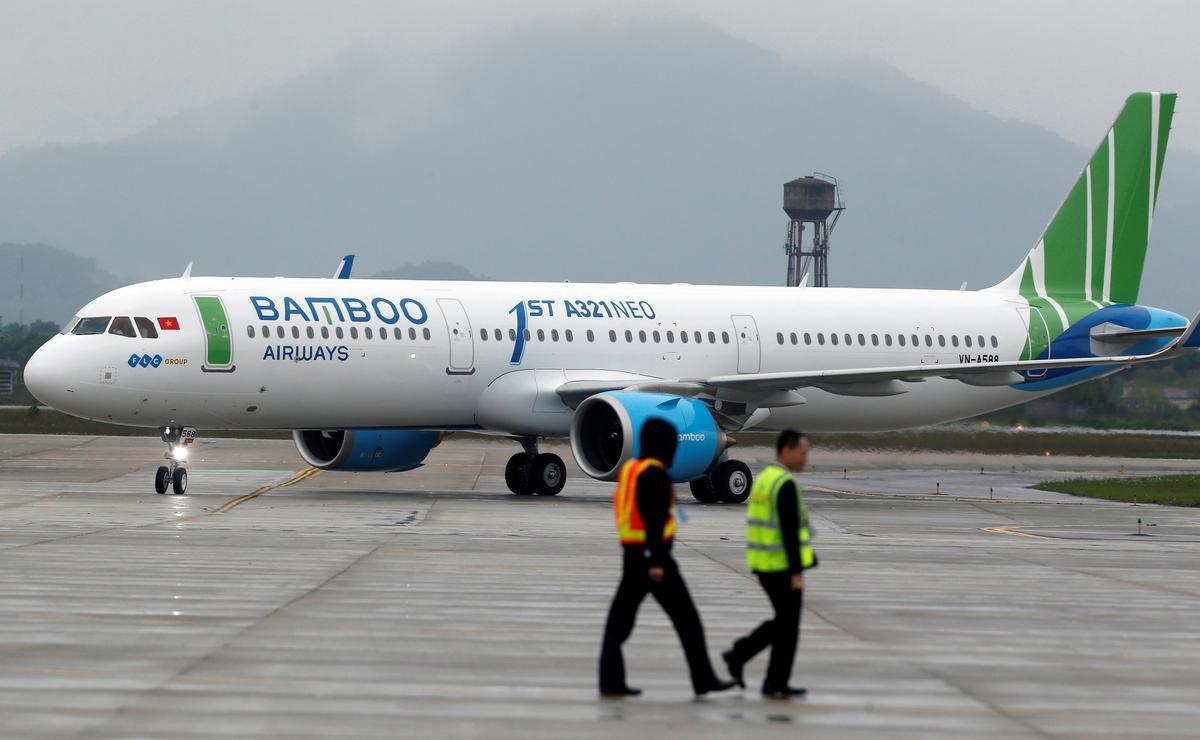 Bamboo Airways vừa cất cánh, lợi nhuận doanh nghiệp của đại gia Trịnh Văn Quyết giảm 12 lần, chỉ còn 8 tỉ đồng - Ảnh 3.