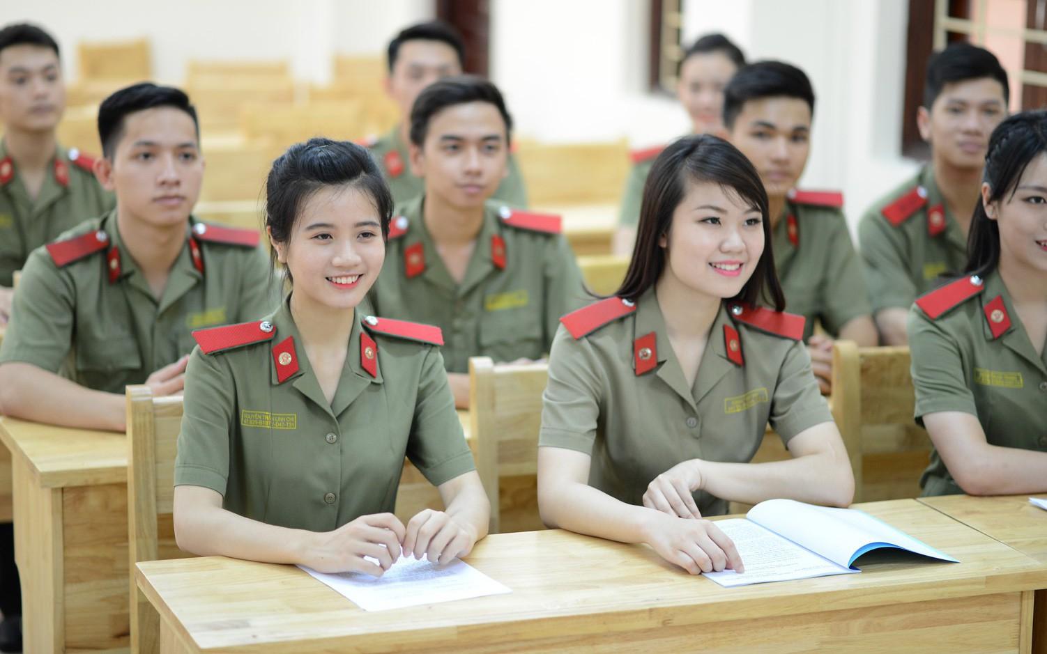 Chi tiết mã trường, mã ngành của 3 trường công an tuyển sinh năm 2019
