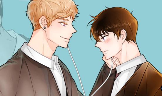 6 truyện tranh đam mỹ học đường của Hàn Quốc mà hủ nữ chắc chắn sẽ thích - Ảnh 8.