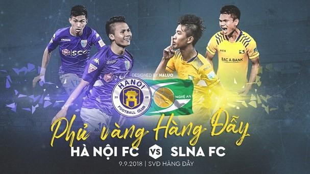 Nhận định Hà Nội FC vs SLNA (19h00, 7/4) vòng 4 V-League: Phủ vàng sân Hàng Đẫy - Ảnh 1.