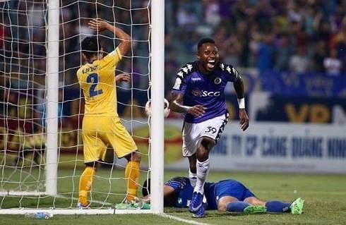 Hà Nội FC vs SLNA: Rực lửa Hàng Đẫy và uy quyền của nhà vua - Ảnh 1.