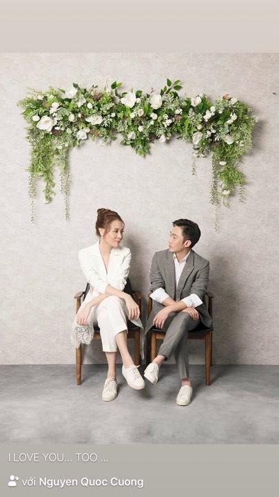 Cường Đôla bất ngờ đăng ảnh cưới Đàm Thu Trang sau khi khai trương trụ sở công ty mới ở Bình Dương - Ảnh 2.