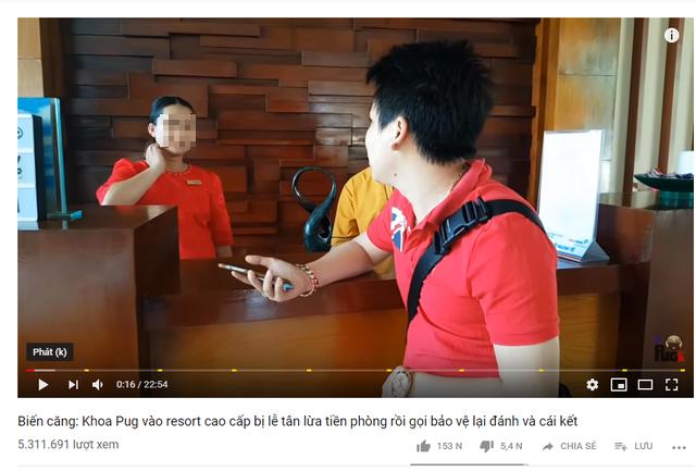 Từ vụ lùm xùm giữa YouTuber Khoa Pug và Aroma Resort, pháp luật có cấm quay phim và chụp ảnh người khác? - Ảnh 1.