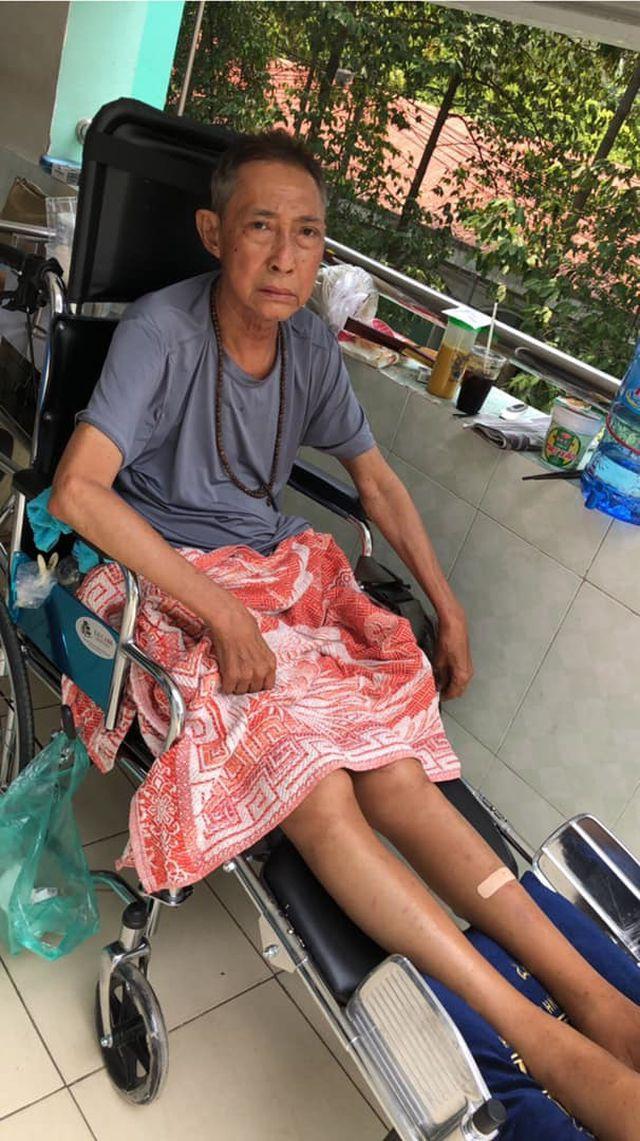 Nghệ sĩ Lê Bình phủ nhận chuyện nằm hành lang bệnh viện vì không đủ tiền viện phí - Ảnh 1.