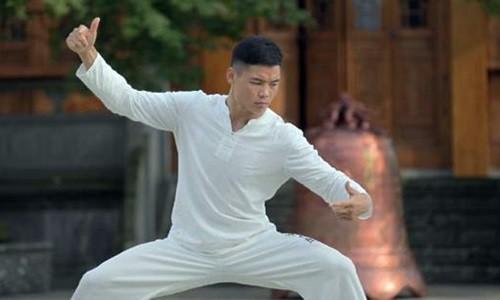 Đối thủ của Từ Hiểu Đông được gọi là Ibrahimovic trong võ thuật - Ảnh 1.