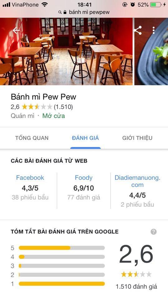 Bất ngờ chưa, Khoa Pug từng review bánh mì PewPew và khen hết lời - Ảnh 1.