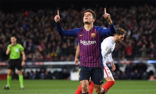 Coutinho: Tôi sướng gấp đôi nếu Barca loại Man Utd - Ảnh 1.
