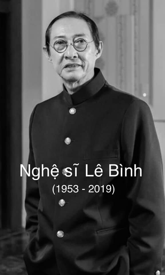 Nghệ sĩ Lê Bình qua đời sau thời gian điều trị ung thư - Ảnh 1.