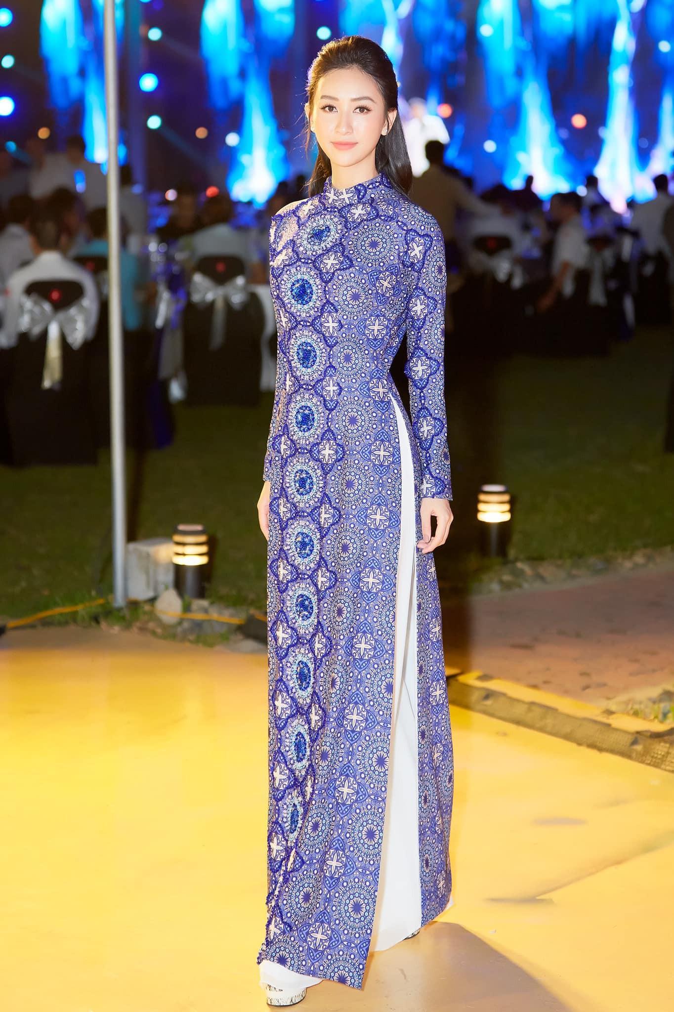 Mĩ nhân Việt nào là Nữ hoàng thảm đỏ tuần qua? (kì 48) - Ảnh 6.