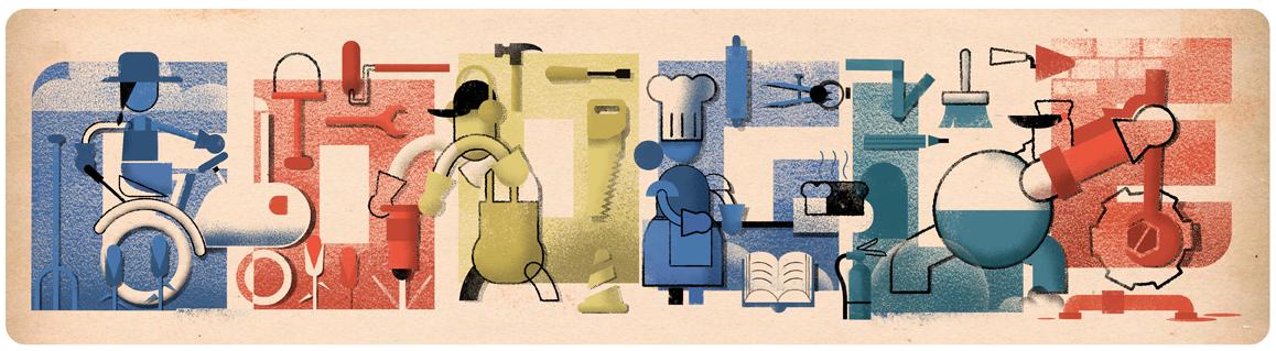 Ngày Quốc tế Lao động được Google kỷ niệm ngày hôm nay mang ý nghĩa gì - Ảnh 2.