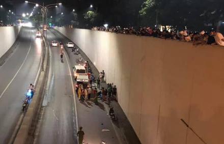 Tài xế Mercedes tông chết 2 phụ nữ ở hầm Kim Liên: Gây tai nạn rồi bỏ chạy xử phạt thế nào? - Ảnh 2.