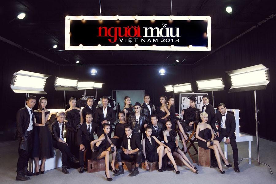 Nhìn lại poster ấn tượng của 8 mùa Vietnams Next Top Model và hé lộ điều bất ngờ ở mùa thứ 9 - Ảnh 4.