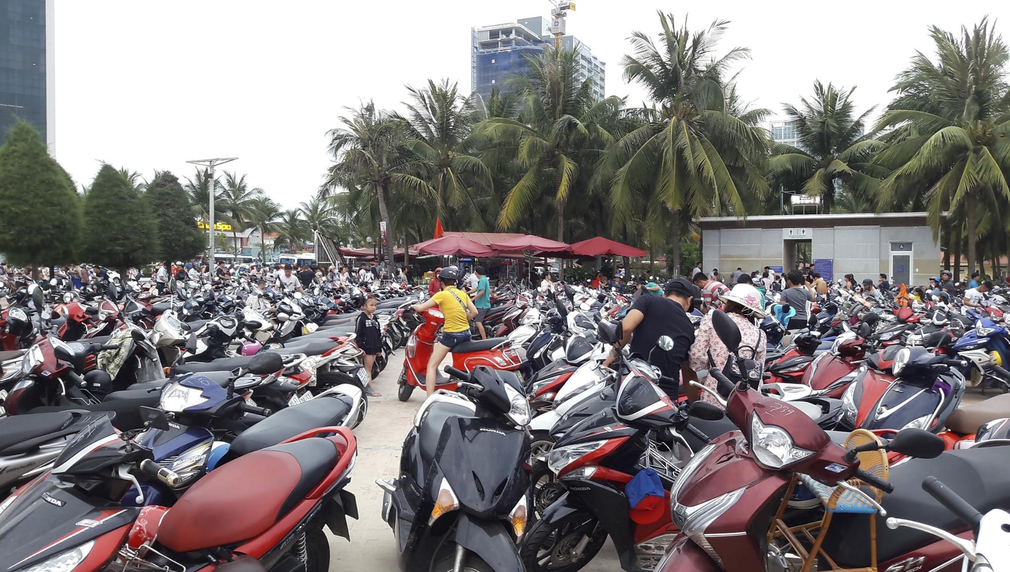 Đà Nẵng làm quảng trường kết hợp bãi đậu xe khủng hơn 4.000m2 - Ảnh 1.