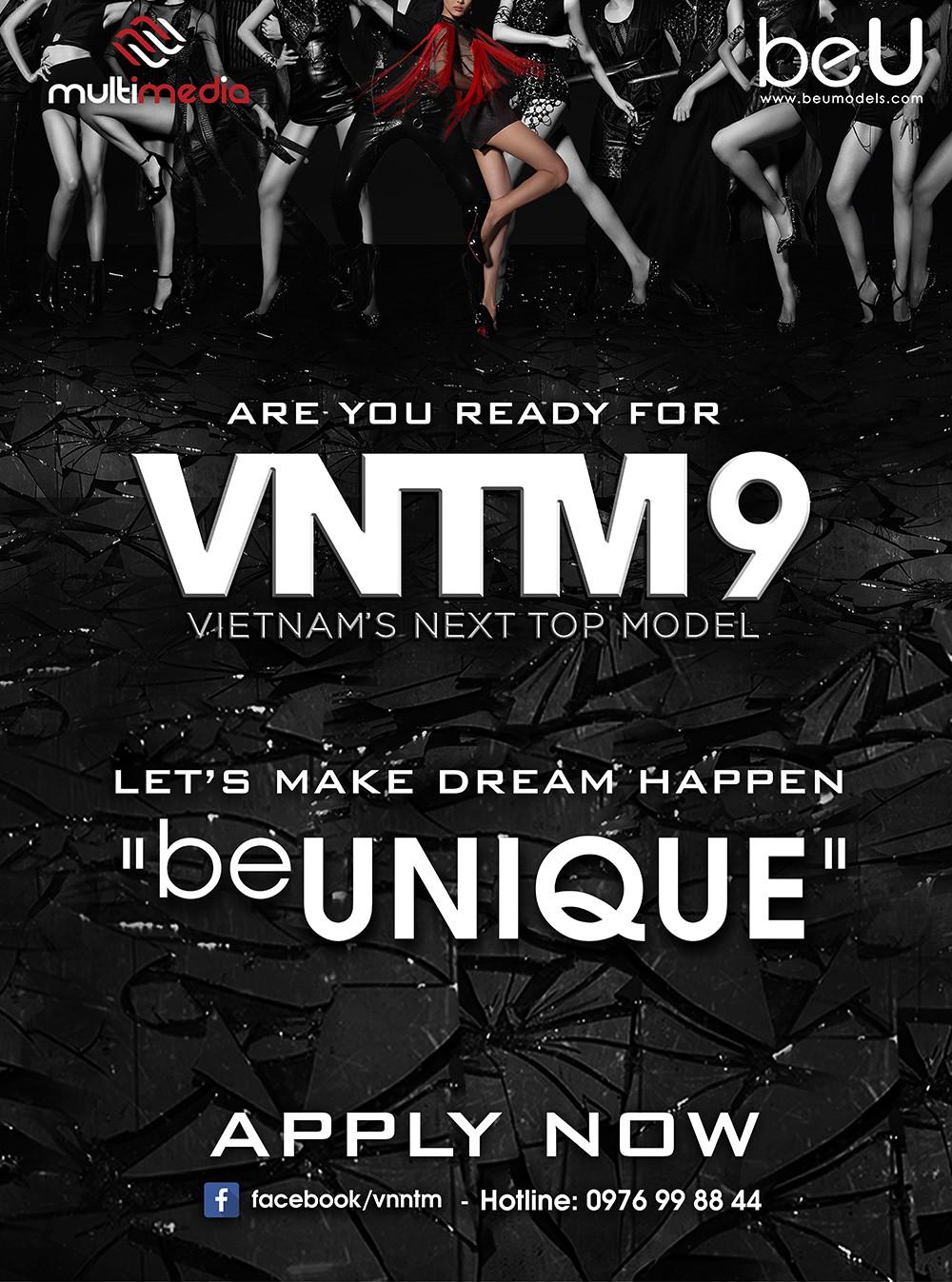 Nhìn lại poster ấn tượng của 8 mùa Vietnams Next Top Model và hé lộ điều bất ngờ ở mùa thứ 9 - Ảnh 9.
