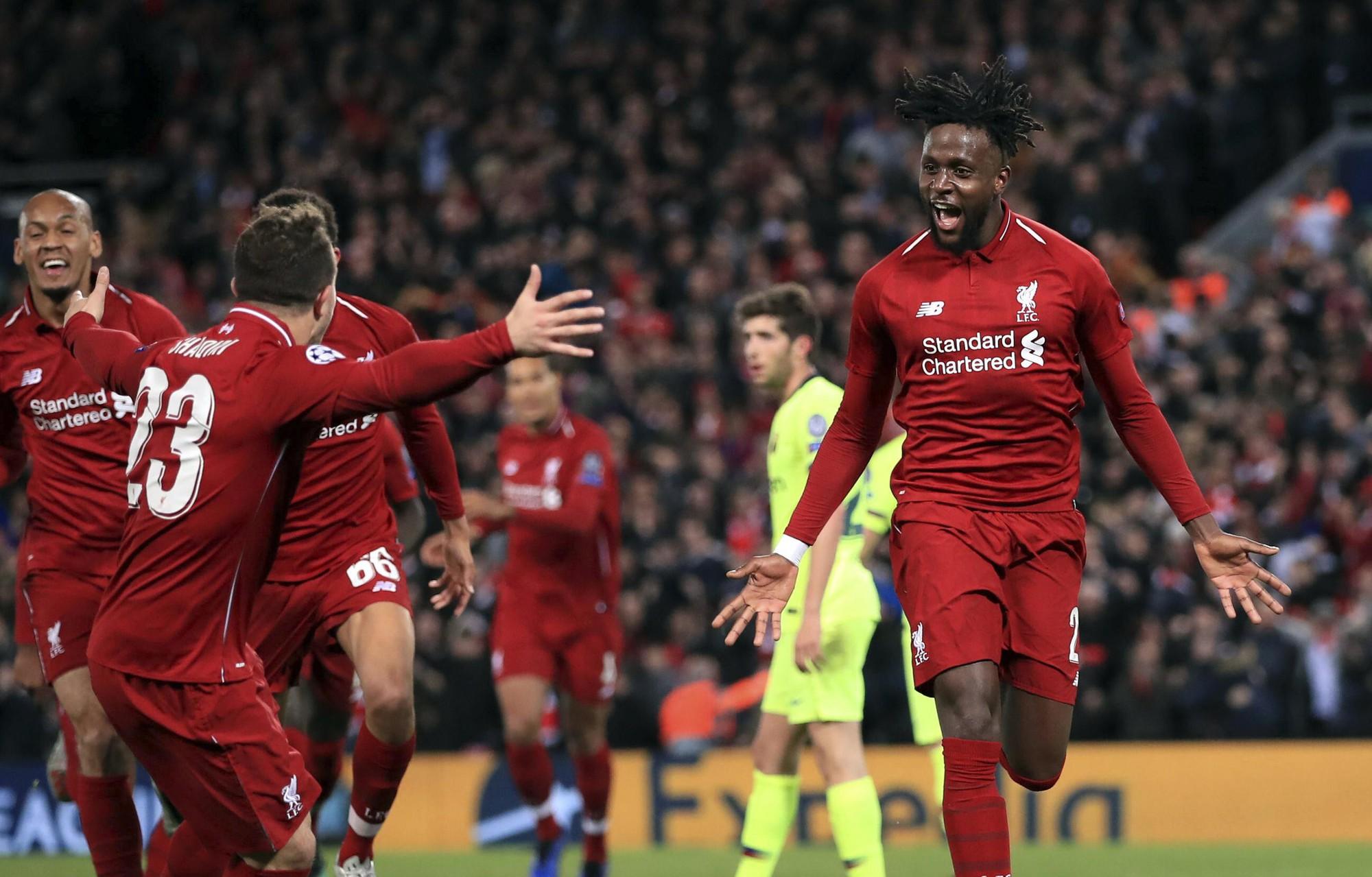 Không bao giờ bỏ cuộc - có một Tân Hiệp Phát và Liverpool giống nhau đến thế - Ảnh 1.