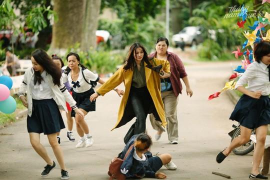 Lo phim học đường nhuốm bạo lực - Ảnh 1.