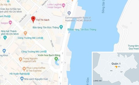 Đất vàng Sài Gòn hơn 20 năm vẫn chưa thi công xong phần... móng - Ảnh 10.