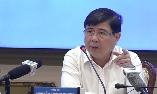 Chủ tịch TP HCM: Hàng loạt công trình bị chậm, không thấy xót xa à? - Ảnh 2.