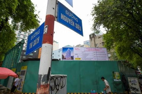 Đất vàng Sài Gòn hơn 20 năm vẫn chưa thi công xong phần... móng - Ảnh 3.