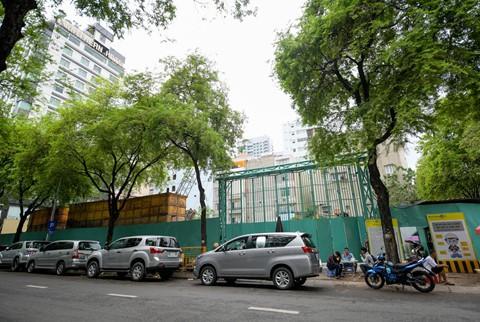 Đất vàng Sài Gòn hơn 20 năm vẫn chưa thi công xong phần... móng - Ảnh 5.