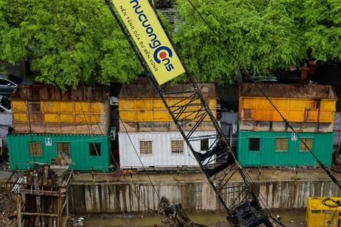 Đất vàng Sài Gòn hơn 20 năm vẫn chưa thi công xong phần... móng - Ảnh 8.