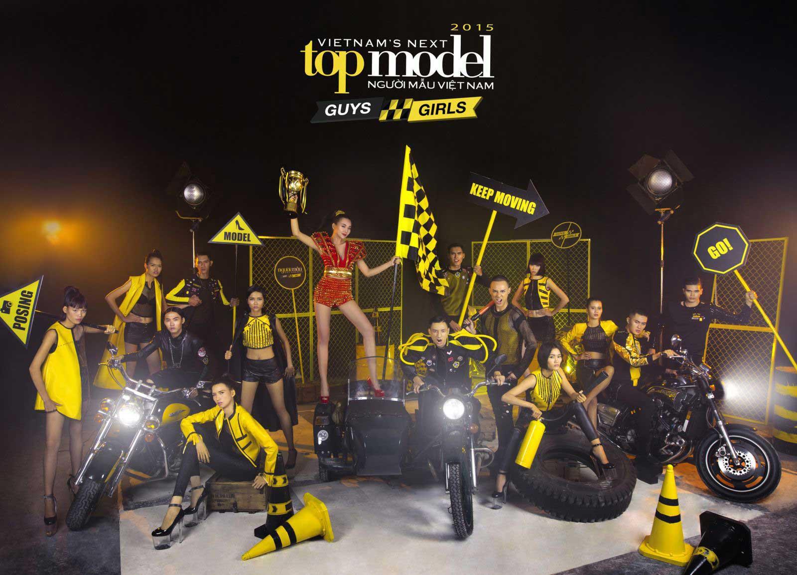 Nhìn lại poster ấn tượng của 8 mùa Vietnams Next Top Model và hé lộ điều bất ngờ ở mùa thứ 9 - Ảnh 6.