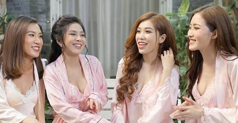 Web drama tràn ngập cảnh khoe thân và những hot girl tai tiếng - Ảnh 1.