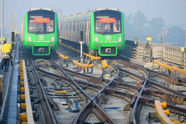 Tổng thầu Trung Quốc phá vỡ cam kết về đường sắt Cát Linh - Hà Đông - Ảnh 1.