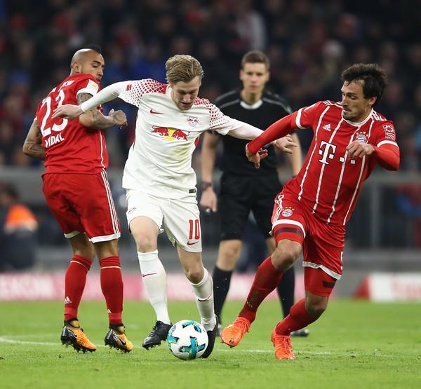 Phân tích tỉ lệ và dự đoán đặc biệt Leipzig vs Bayern (20h30 11/05): Vòng 33 Bundesliga - Ảnh 1.