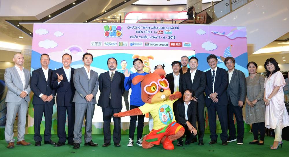 Sao nhí Việt hào hứng chào đón chương trình giải trí mới dành cho thiếu nhi - Ảnh 1.