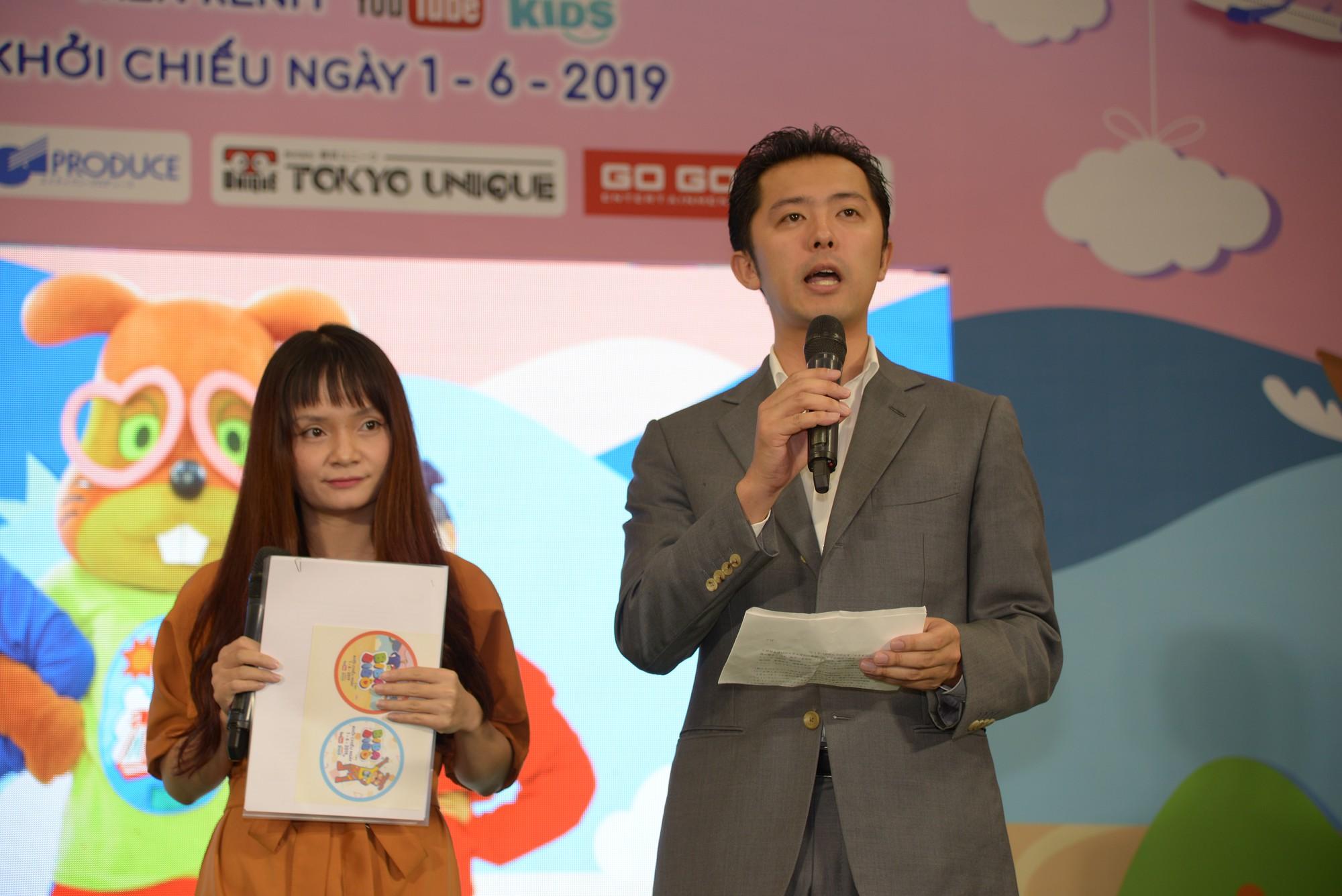 Sao nhí Việt hào hứng chào đón chương trình giải trí mới dành cho thiếu nhi - Ảnh 3.