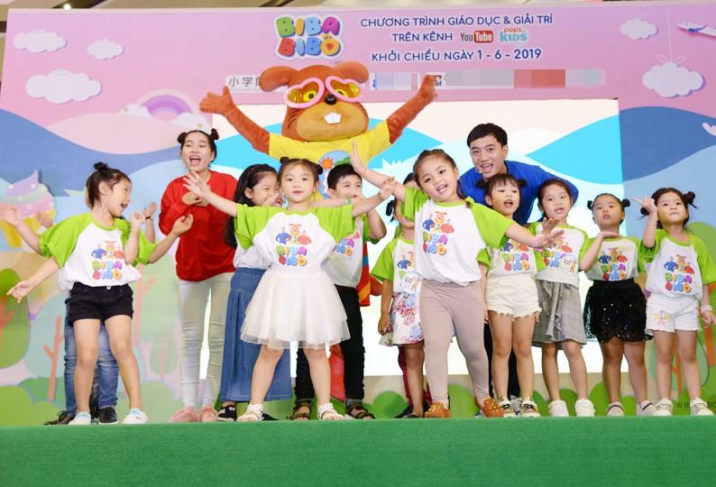 Sao nhí Việt hào hứng chào đón chương trình giải trí mới dành cho thiếu nhi - Ảnh 6.