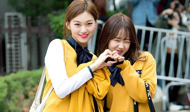 Kpop hiếm có cặp đôi bách hợp nào được các fan ghép đôi mãnh liệt như thế này - Ảnh 4.