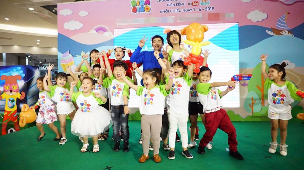 Sao nhí Việt hào hứng chào đón chương trình giải trí mới dành cho thiếu nhi - Ảnh 5.