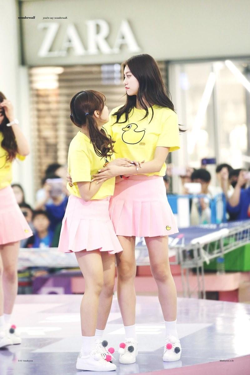 Kpop hiếm có cặp đôi bách hợp nào được các fan ghép đôi mãnh liệt như thế này - Ảnh 7.