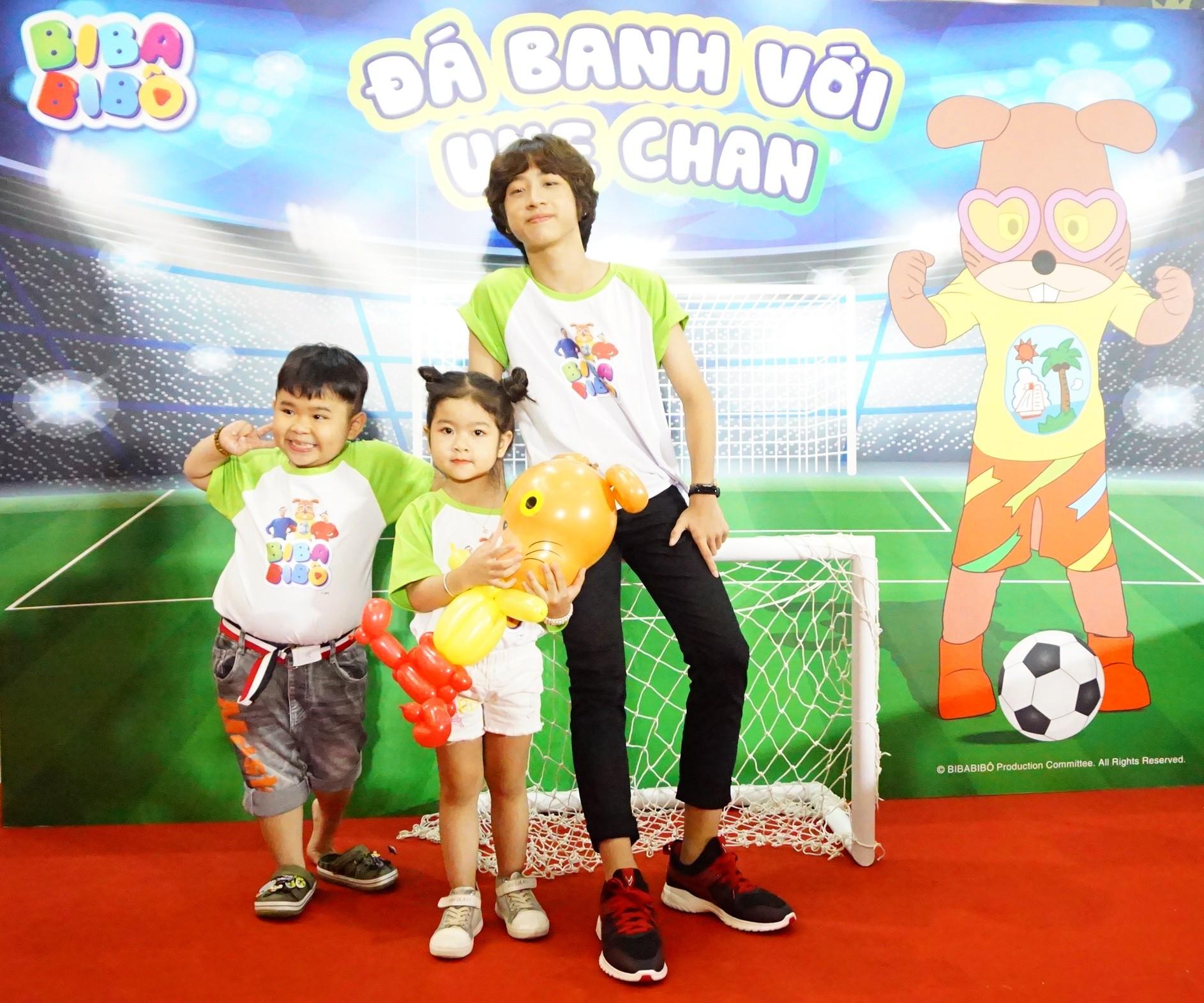 Sao nhí Việt hào hứng chào đón chương trình giải trí mới dành cho thiếu nhi - Ảnh 2.